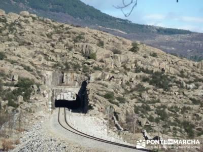 Senderismo Sierra Norte Madrid - Belén Viviente de Buitrago; senderismo huelva